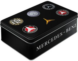 Mercedes Benz - Logo Evolution - Vorratsdose