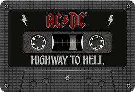 AC/DC Mouse Pad Highway To Hell