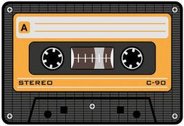 Mouse Pad Tape orange