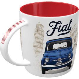 Fiat 500 Tasse