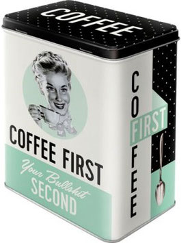 Coffee First Dose L