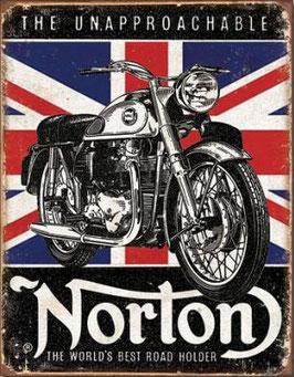 Norton unapproachable