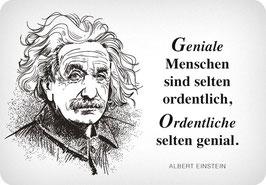 Einstein Geniale Menschen Hängeschild