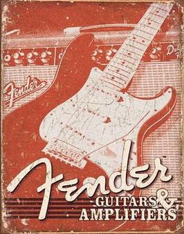 Fender Guitars & Amplifier