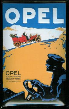 Opel Bergfahrt