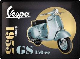 """1955 Vespa GS 150 """"Gold Edition"""""""