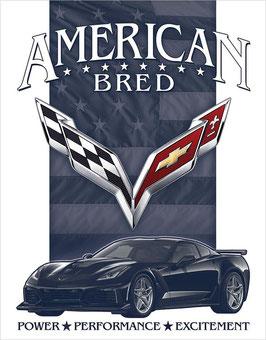 Chevrolet Corvette Amerivan Bred