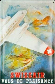 Swissair Vols De Plaisance