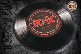 AC/DC Schallplatte