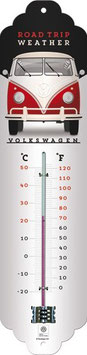 VW Road Trip Weather Thermometer
