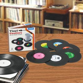 Schallplattenuntersetzer