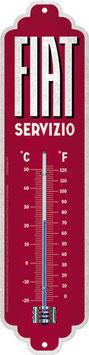 Fiat Servizio Thermometer