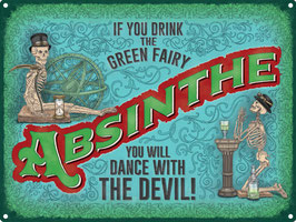 Absinthe You Will Dance With The Devil