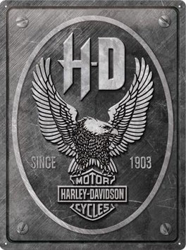 Harley Davidson Eagle since 1903