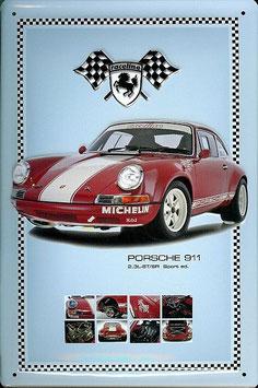 Porsche 911 Raceline hoch
