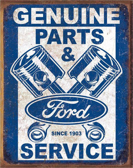 Ford Genuine Parts & Service