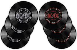 AC/DC Untersetzer