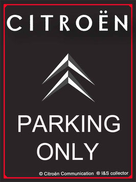 Citroën Parking Only