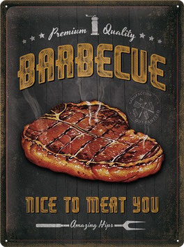 Barbecue Nice To Meat You