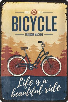 Bicycle Life is a beautiful ride