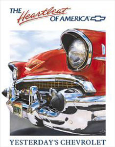 Chevrolet the Heartbeat of America