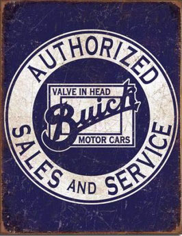 Authorized Buick Sales And Service