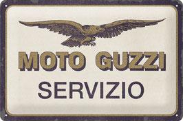 Moto Guzzi Servizio