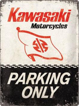 Kawasaki Parking Only