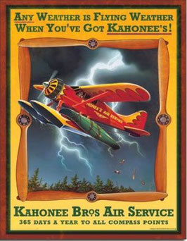Kahonee Bros Air Service