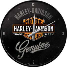 Harley Davidson Genuine Wanduhr