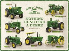 John Deere Colage
