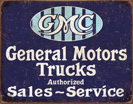 GMC Trucks Sales-Service