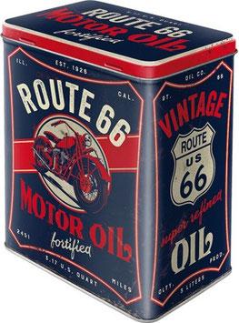 Route 66 Motor Oil Vorratsdose L