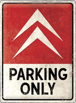 Citroen Parking Only