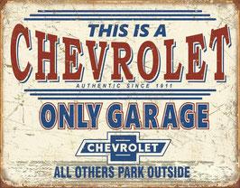 Chevrolet Only Garage