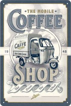 Ape The Mobile Coffee Shop