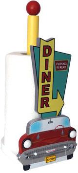 57' Chevy Bel Air Papierrollenhalter Diner