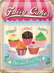 Fairy Cakes Delicious