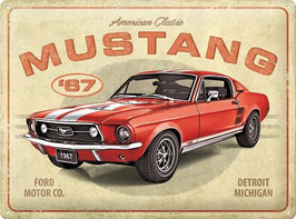67' Ford Mustang
