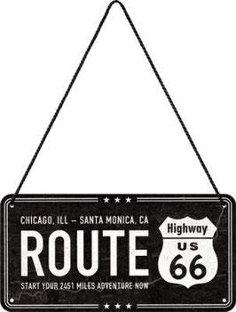 Route 66 Hängeschild