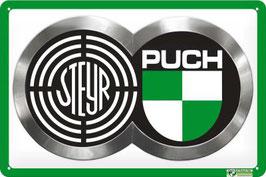 Steyr Puch Logo