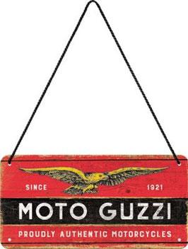 Moto Guzzi Hängeschild