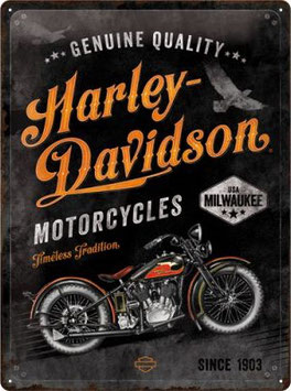 Harley Davidson Timeless Tradition