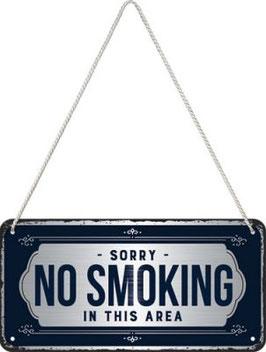No Smoking Hängeschild