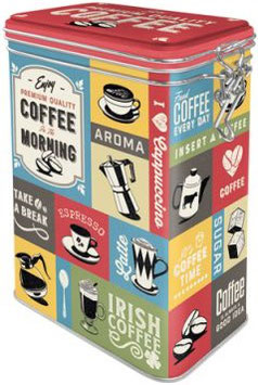 Premium Coffee Collage Aromadose