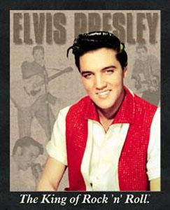Elvis Presley - The King Of Rock 'n' Roll