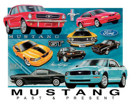 Ford Mustang Past & Present
