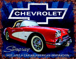 Chevrolet Corvette Stingray C1
