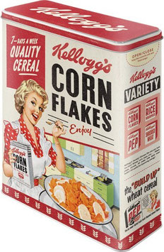 Kelloggs quality Cereal Dose XL