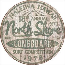 North Shore Longboard